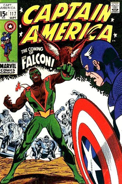 Captain America Vol.1 #117