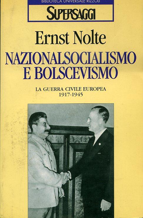 Nazionalsocialismo e bolscevismo