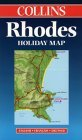 Collins Rhodes Holiday Map