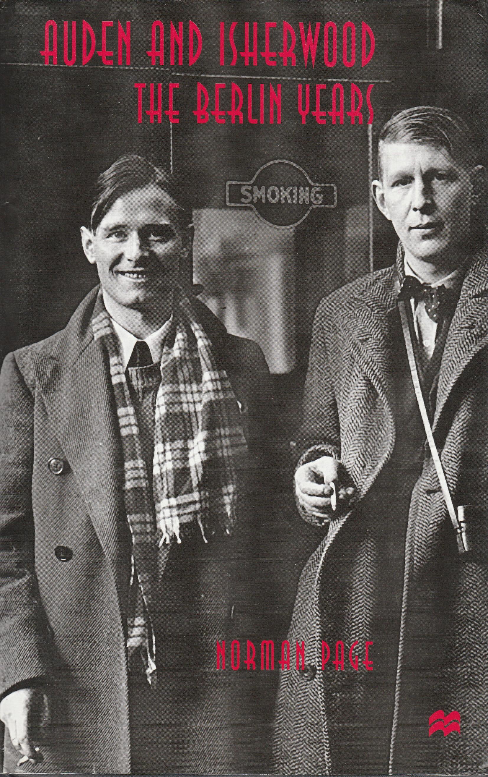 Auden and Isherwood,...