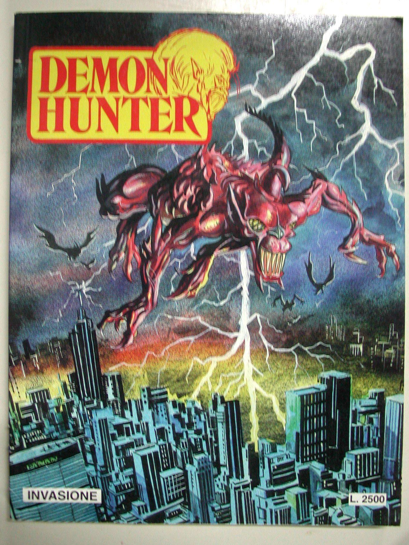Demon Hunter n. 18