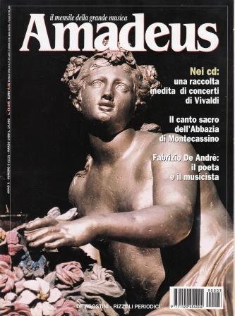Amadeus n. 112, anno XI, marzo 1999