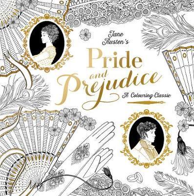 A Colouring Classic Pride & Prejudice