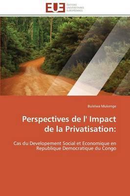 Perspectives de l' Impact de la Privatisation