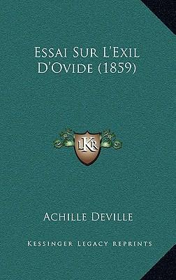 Essai Sur L'Exil D'Ovide (1859)
