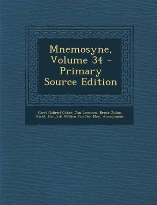 Mnemosyne, Volume 34