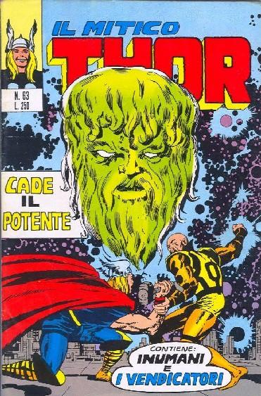 Il Mitico Thor n. 63