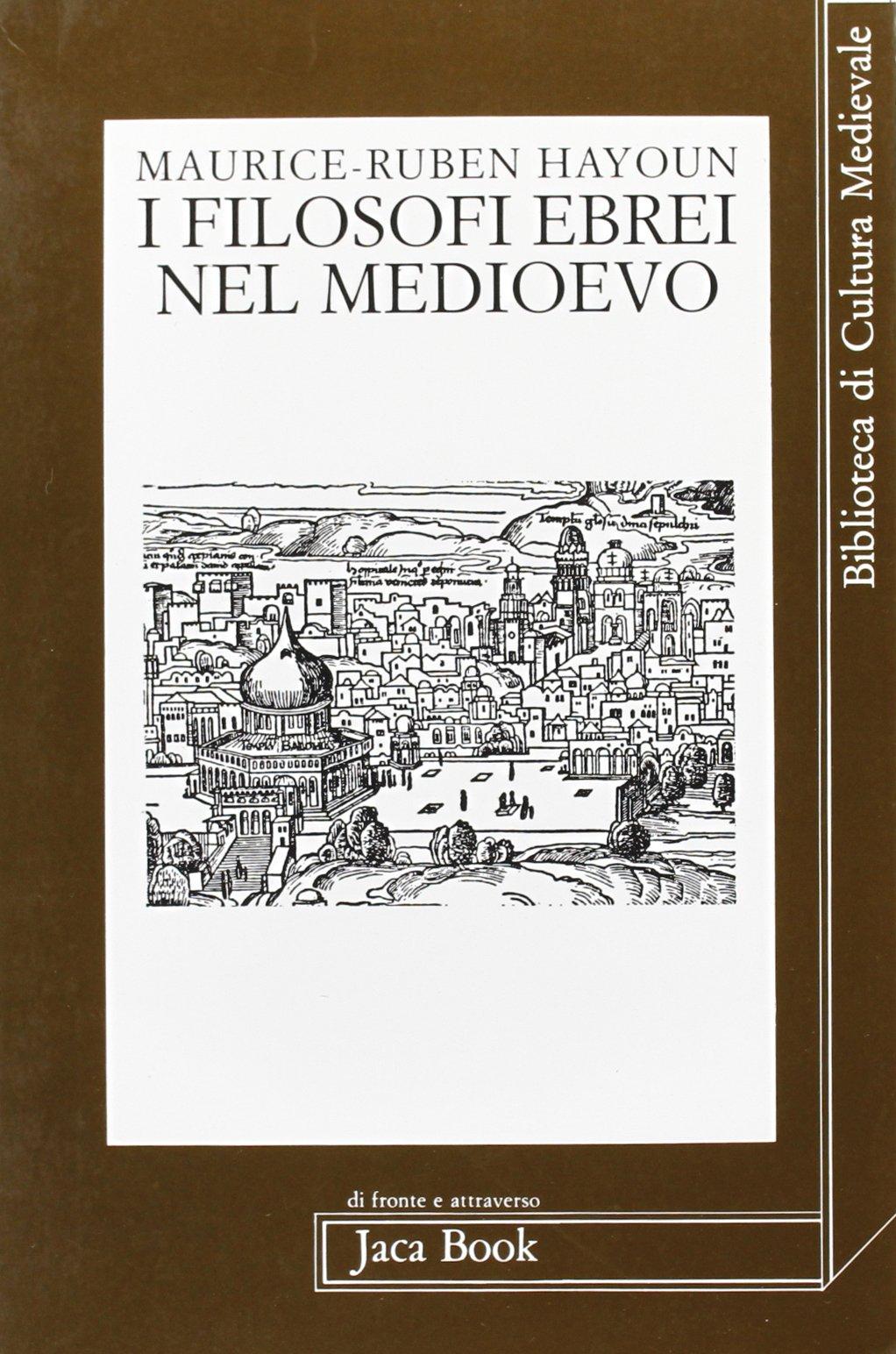 I filosofi ebrei nel Medioevo
