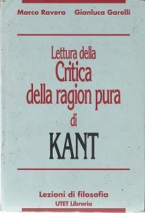 Lettura della Critica della ragion pura di Kant