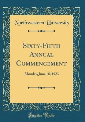 Sixty-Fifth Annual Commencement