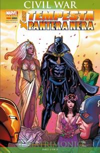 X-Men: Tempesta e Pantera Nera - il matrimonio parte 2 (di 2)