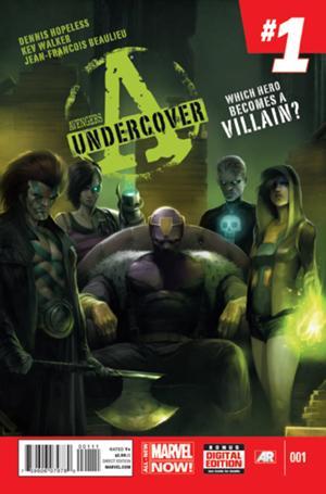 Avengers Undercover Vol.1 #1