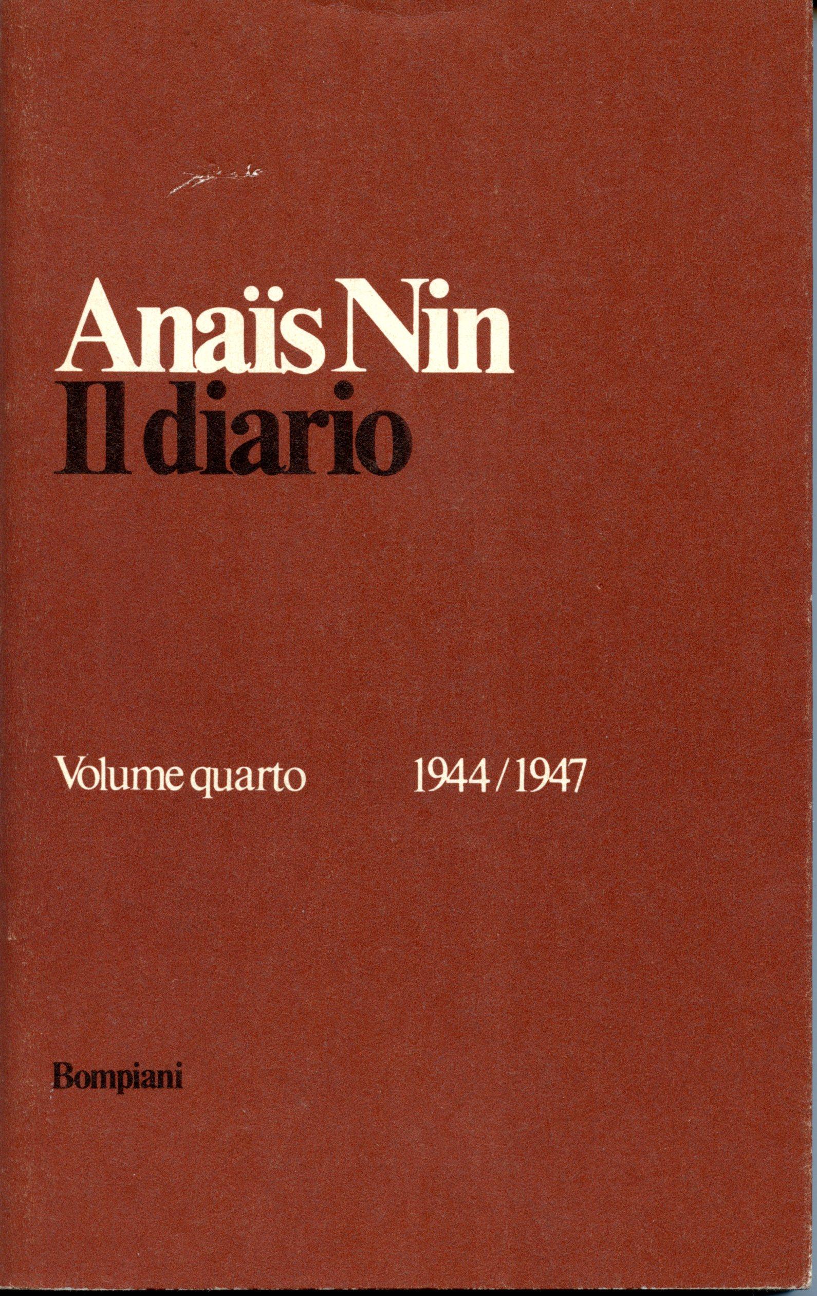 Il diario - vol. IV