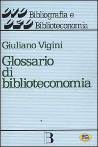 Glossario di bibliot...