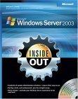 Microsoft  Windows Server 2003 Inside Out