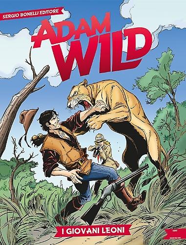 Adam Wild n. 9