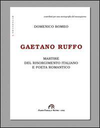 Gaetano Ruffo. Marti...