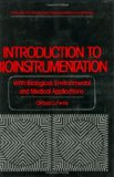 Introduction to bioinstrumentation