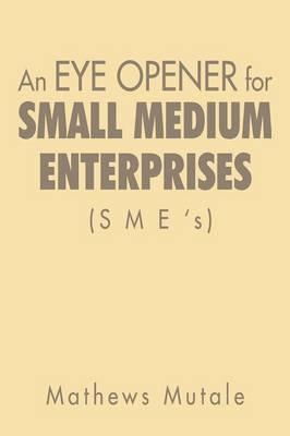 An Eye Opener for Small Medium Enterprises (Sme's)