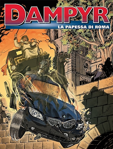 Dampyr Vol. 172