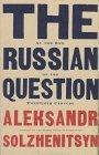 The Russian Question...