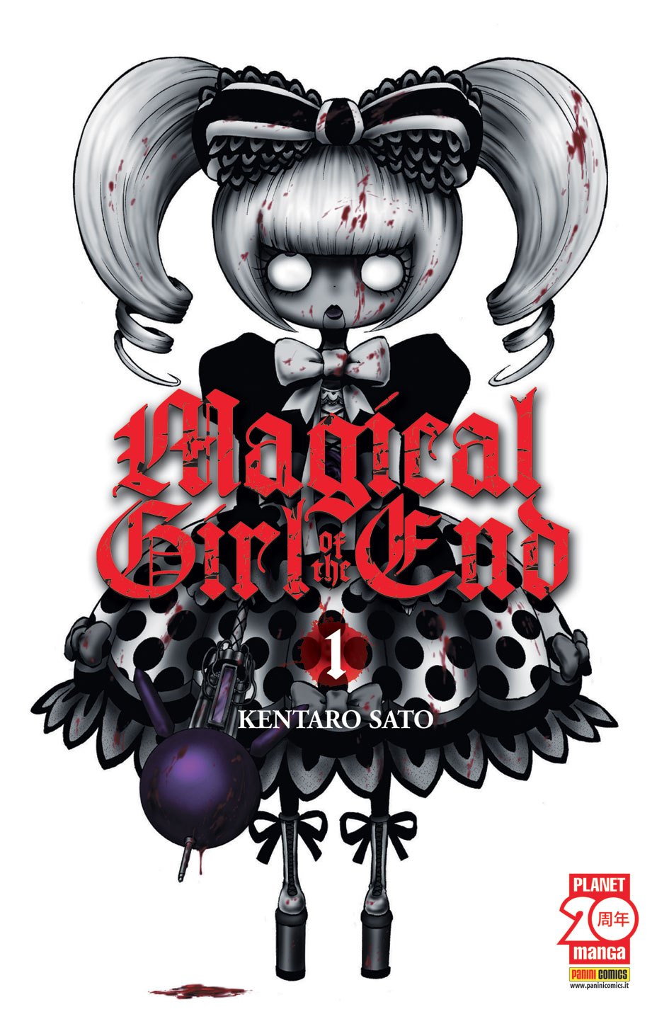 Magical Girl of the End vol. 1