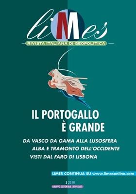 Limes 5/2010. Rivista italiana di geopolitica