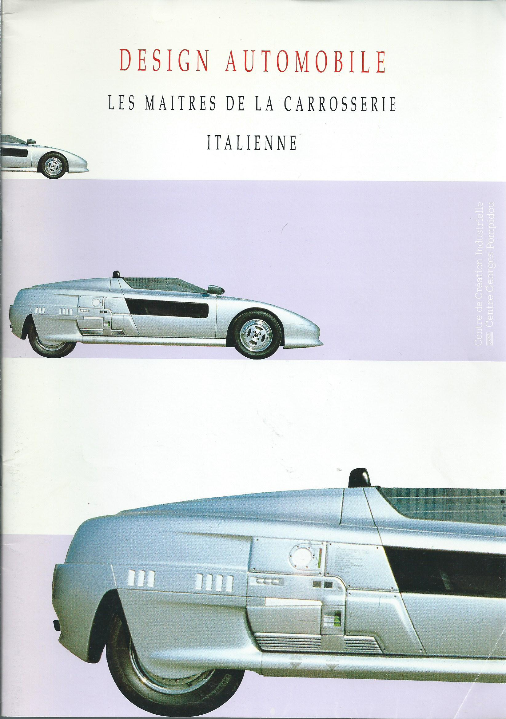 Design automobile