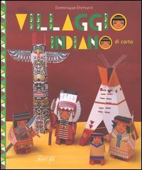 Villaggio indiano di...