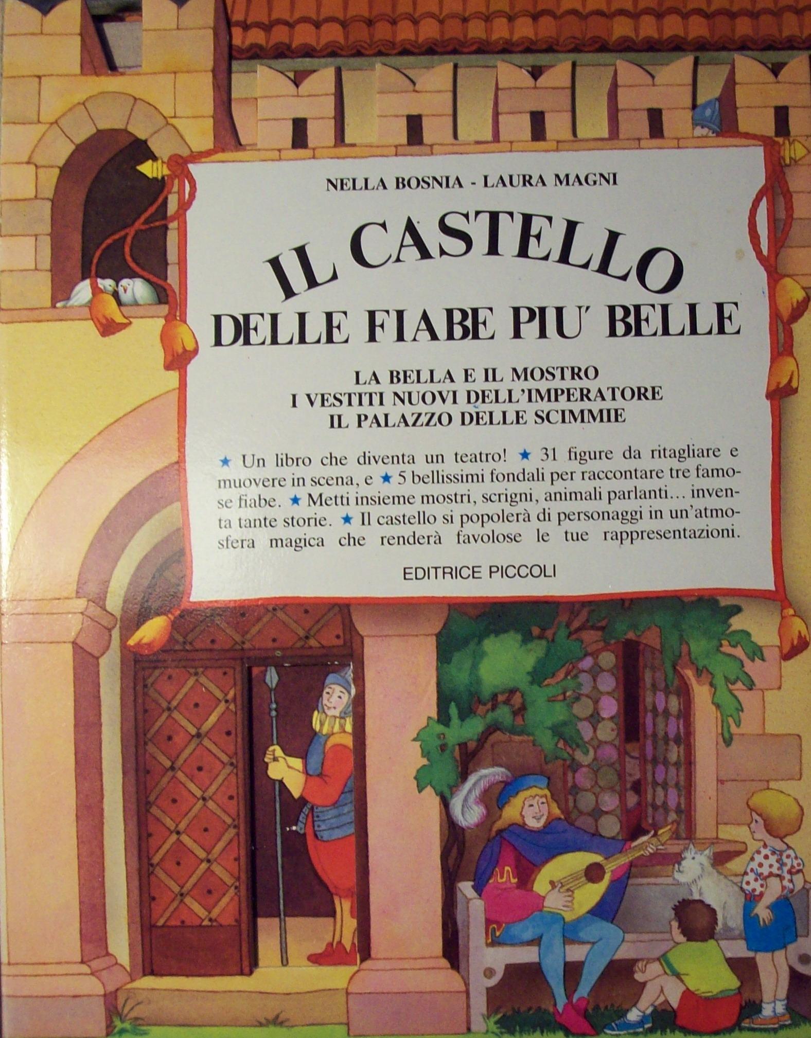 Il castello delle fi...