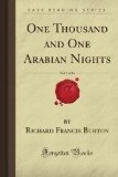 One Thousand and One Arabian Nights, Vol. 3 of 16