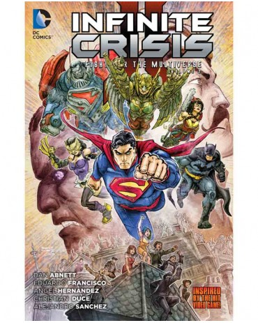 Infinite Crisis Fight for the Multiverse 2