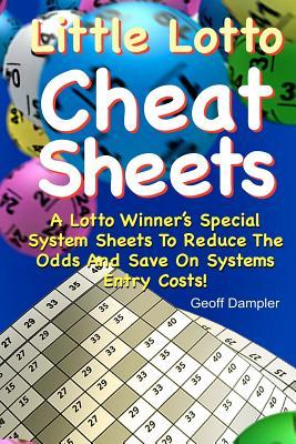 Little Lotto Cheat Sheets