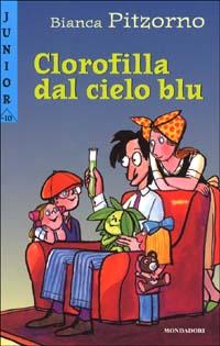 Clorofilla dal cielo blu
