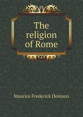 The Religion of Rome