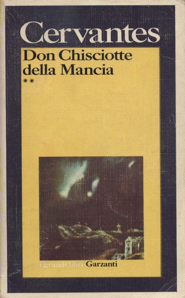 Don Chisciotte della Mancia vol. II