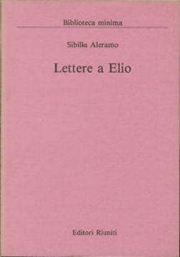 Lettere a Elio