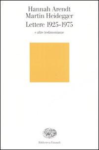 Lettere 1925-1975 e altre testimonianze