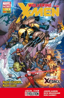 Wolverine e gli X-Men n. 16