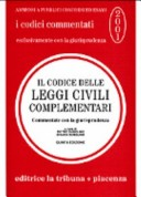 Il codice delle leggi civili complementari commentate con la giurisprudenza