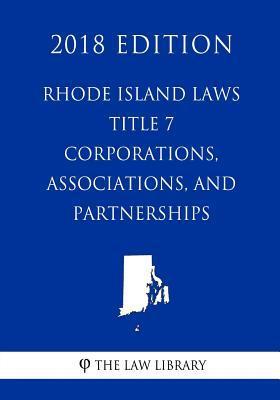 Rhode Island Laws - ...