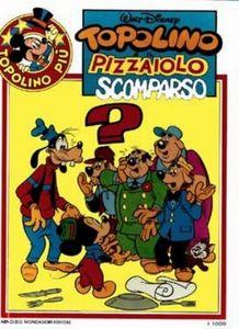 Topolino e il pizzaiolo scomparso