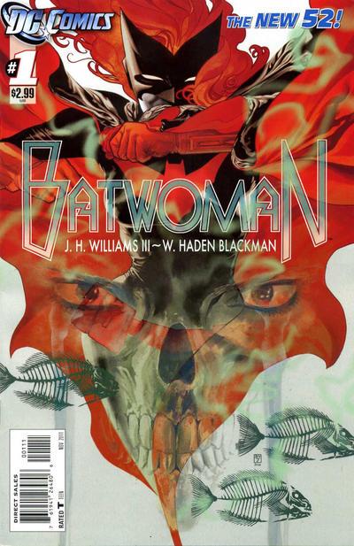 Batwoman Vol.2 #1