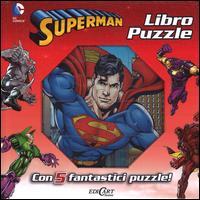 Superman. Libro puzz...