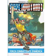 Superpatriot vol. 1