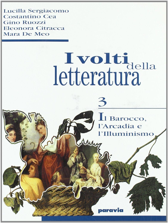 I volti della letteratura - Vol.3