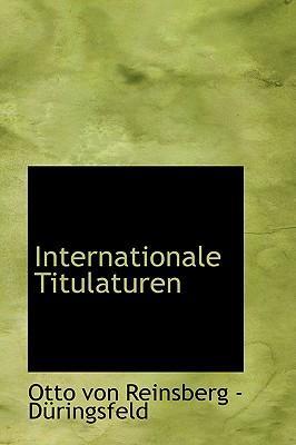 Internationale Titulaturen