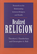 Realized Religion