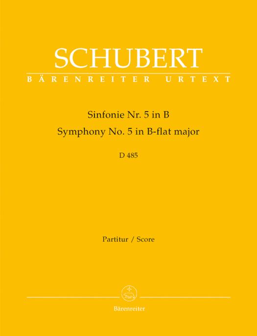 Sinfonie Nr. 5 in B