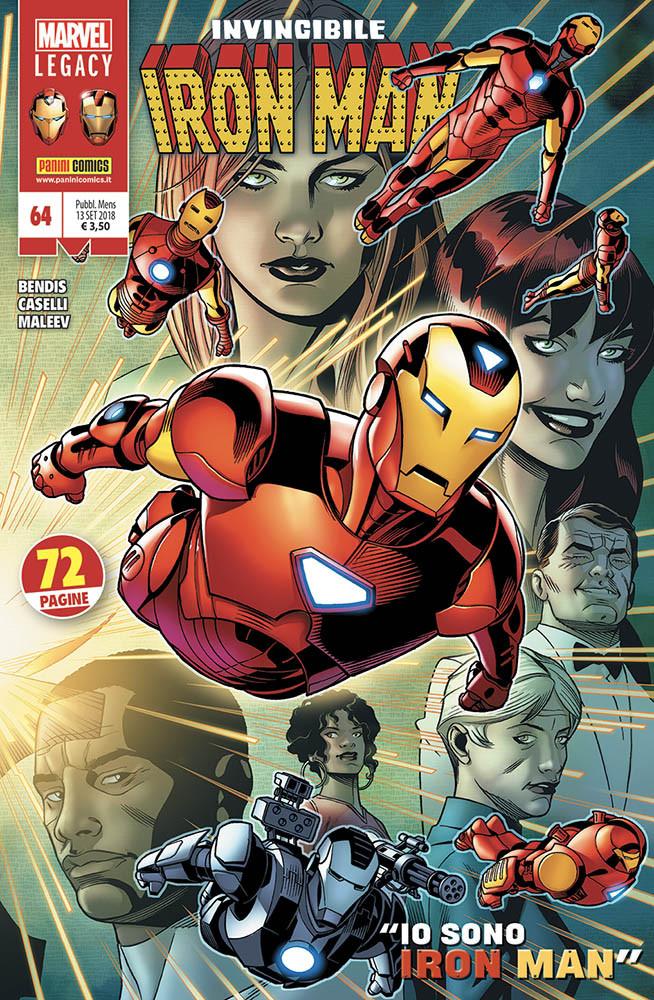Iron Man n. 64